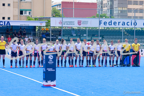 Hockey Italia-Gales