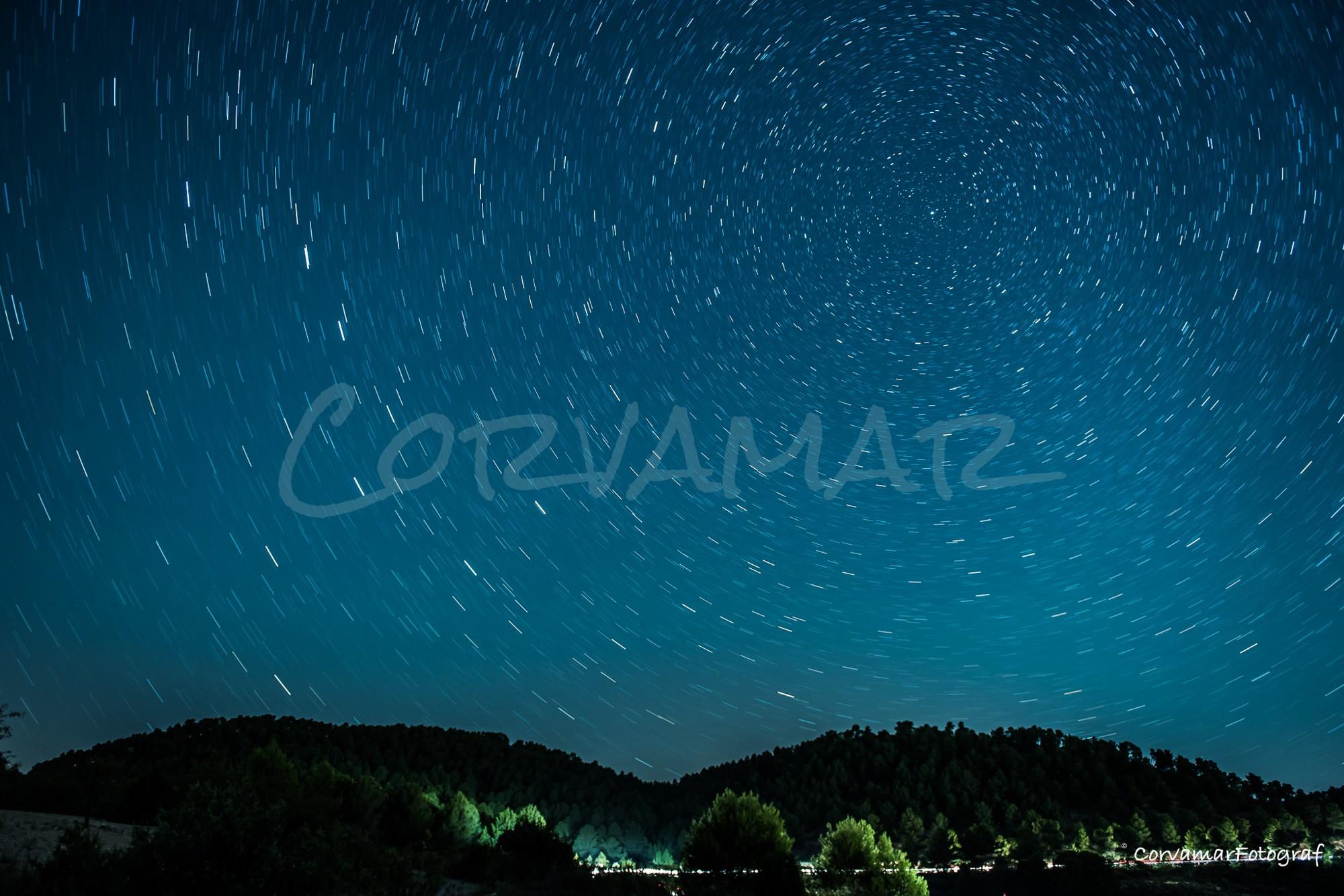 estrellas Corvamar foto dron video